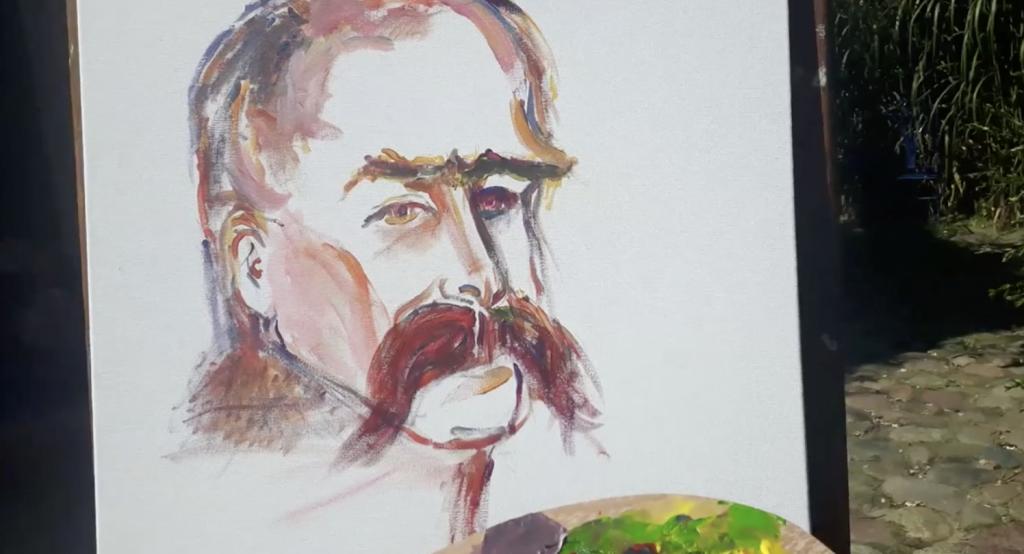 Portret Józega Piłsudskiego